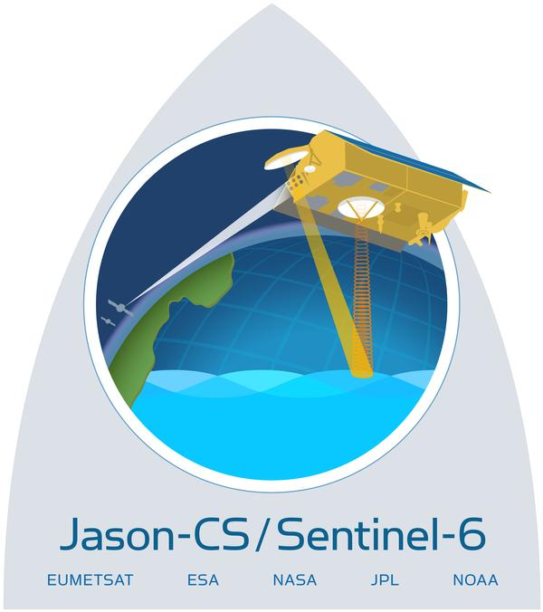 Jason-CS/Sentinel-6 Logo