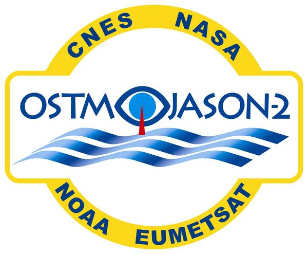 OSTM/Jason-2 insignia for launch vehicle