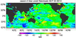 Latest jason data from: 09/20/2013