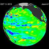 Latest jason data from: 10/05/2013