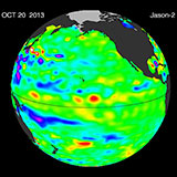 Latest jason data from: 10/20/2013
