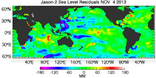 Latest jason data from: 11/04/2013
