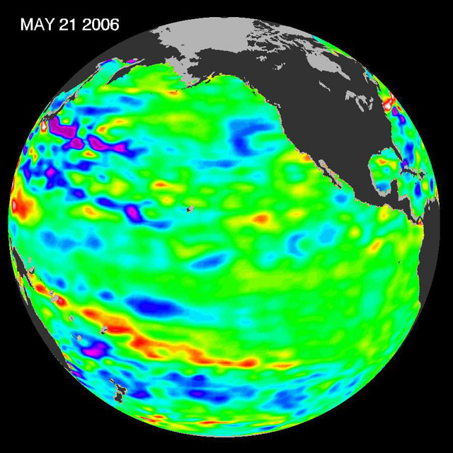 Read news item: Pacific Climate Calm