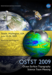 2009 Ocean Surface Topography Science Team Meeting