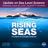 Read news item: Rising Seas: How much? How fast?