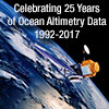 Celebrating 25 Years of Ocean Altimetry Data