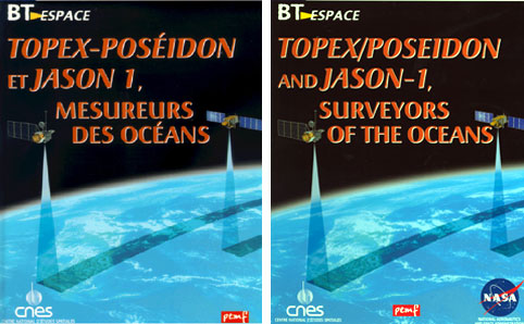 Cover image of the BT book in French and English