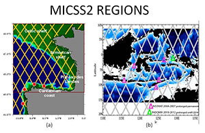 Multisensor Impact assessment in Coastal and Shelf Seas II (MICSS-2)