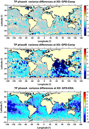 GPD Wet Tropospheric Corrections for Present and Future Altimeter Missions (GPD- PFAM)