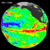Read news item: El Niño Surges; Warm Kelvin Wave Headed for South America
