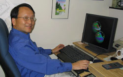 Dr. Lee-Lueng Fu,  Project Scientist for TOPEX/Poseidon, Jason, and OSTM