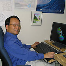 Project Scientist Dr. Lee-Lueng Fu