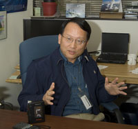 Project Scientist Lee-Lueng Fu
