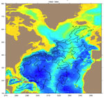 Image to support 'Pathways of Meridional Circulation in the Ocean Climate System'