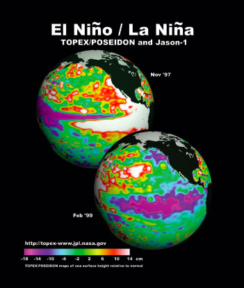 El Niño and La Niña forecasting & monitoring Image